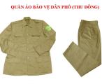 Quần áo thu đông BVDP